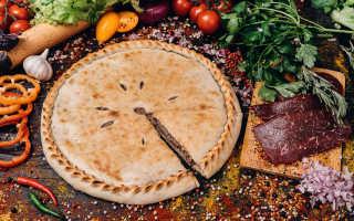Особенности приготовления осетинских пирогов
