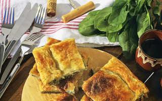 Вкусные рецепты ленивых пирогов с капустой
