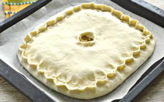 Варианты жидкого теста для пирогов с капустой