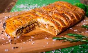 Рецепты кулебяки с капустой