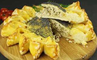 Особенности мясных пирогов с сыром