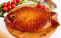 Рецепты пирогов из дрожжевого теста с рыбой