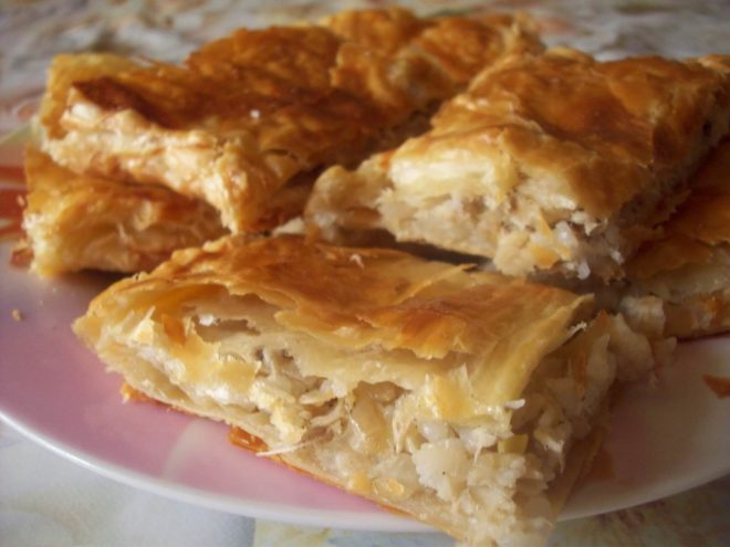 Рецепты пирогов с квашеной капустой