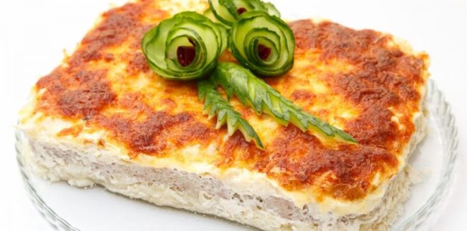 Советы по приготовлению и подаче блюда