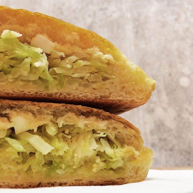 Ароматные пироги из капусты