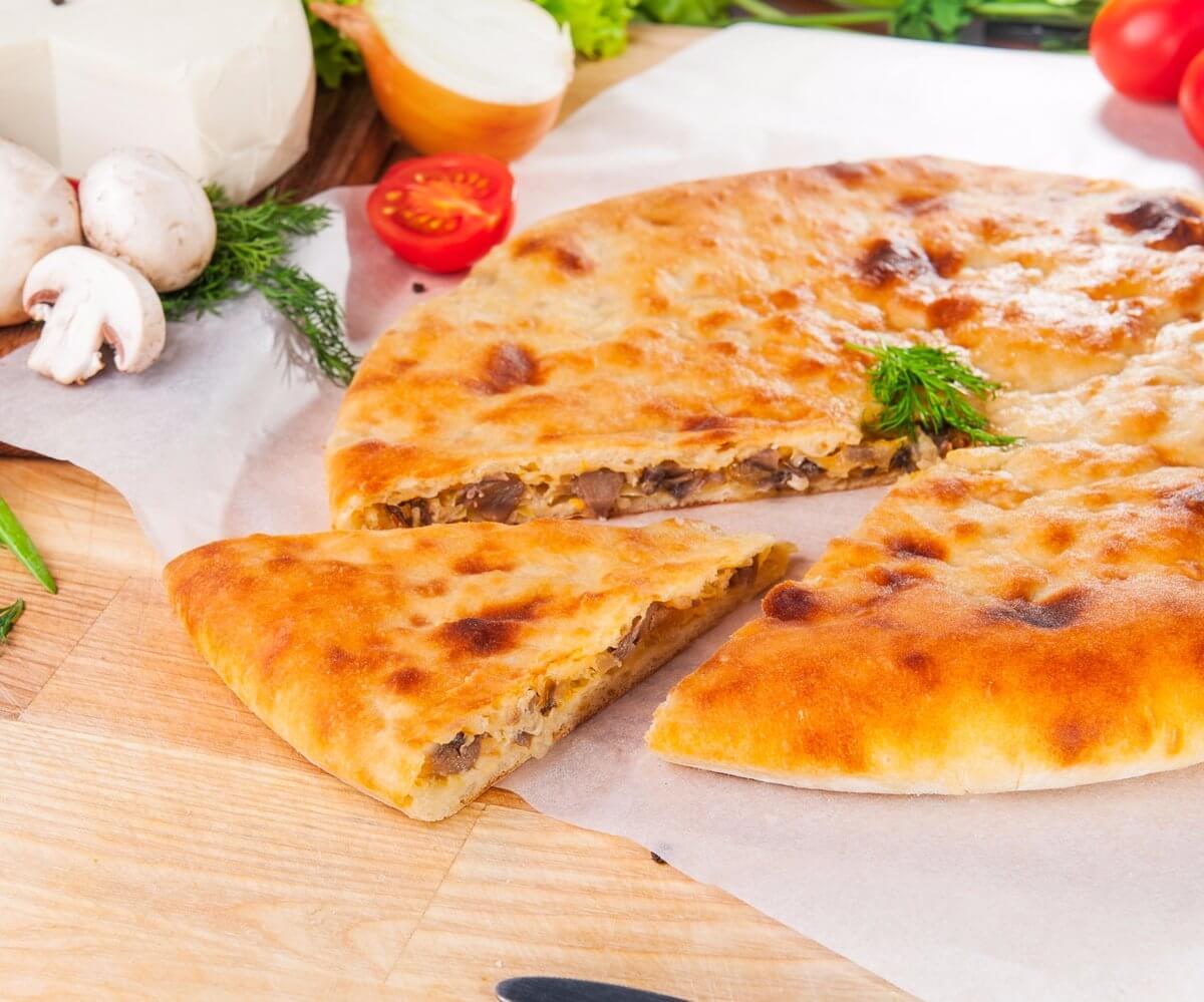 осетинский пирог с мясом картинки можно попросить близких