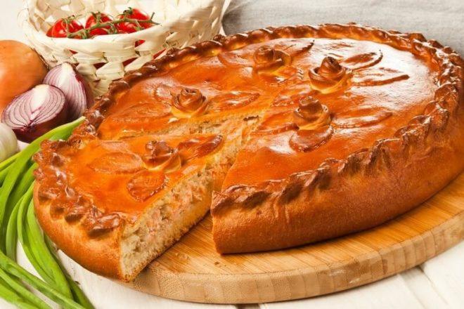 Советы по приготовлению рыбных пирогов