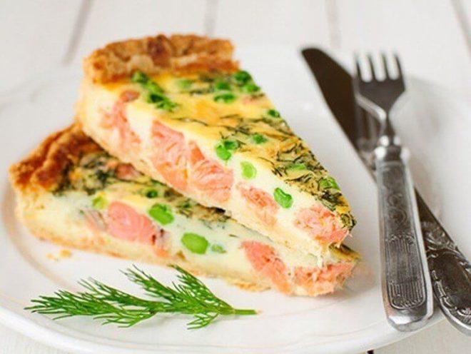 Сборка и выпекание пирога