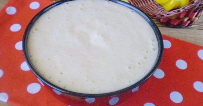 Жидкое тесто для пирогов с капустой