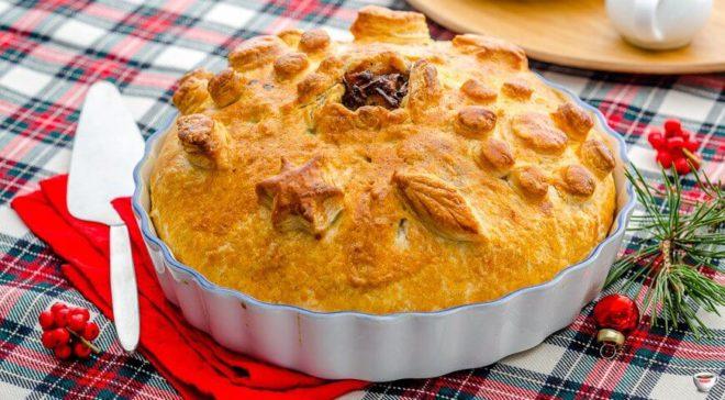 Варианты приготовления пирога курника