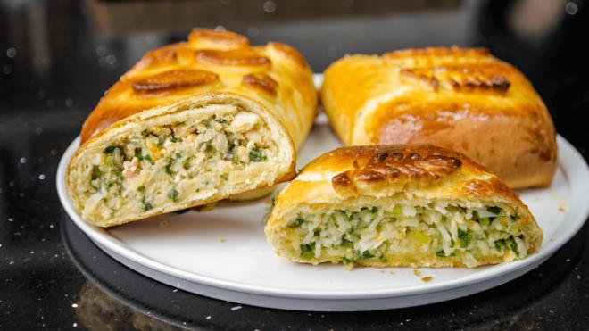 Супер-рецепты кулебяки с капустой